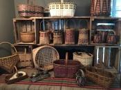 Baskets by Georgine